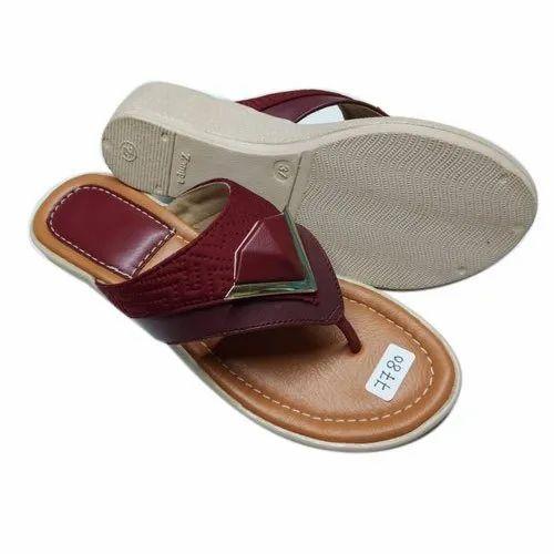 6324d27eb6e3 Ladies Modern Flat Footwear at Rs 190  pair