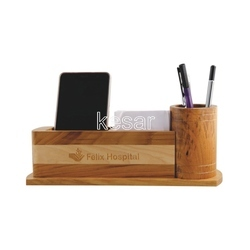 Wooden Table Top Holder