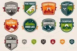 Logo Stickers