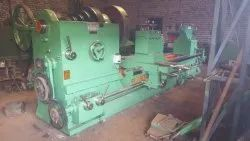 Heavy Duty Lathe For Paper Mill Plants