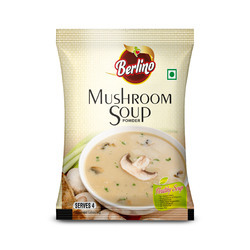 Berlino  Mushroom Soup Packing Pouch