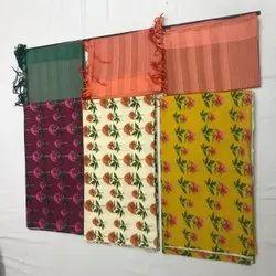 Party Wear Normal Salwar Linen Silk Suits