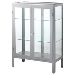 Modular Glass Door Cabinets