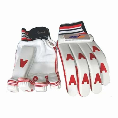 Pepup P.U. Top Filled with EVA Cricket Batting Gloves, For Sports, Packaging Type: Packet