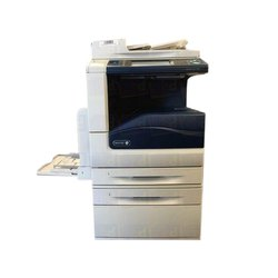 Multi-Function 7525 Xerox Color Multi Function Printer, Supported Paper Size: A3