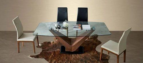 Rectangular 6 Seater Dining Table Furniturewalla New Delhi