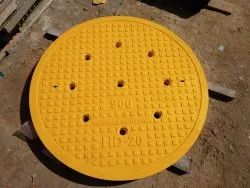Frp Heavy Duty Manhole Cover