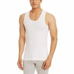 Regular Sleeveless Dollar Bigboss Men Cotton Vest, Size: 80-85 (cm)