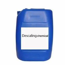 RSA Liquid Descaling Chemical, Grade Standard: Technical Grade, Packaging Type: Drum