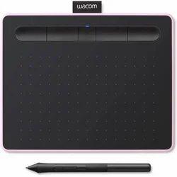Wacom Intuos Medium Ctl-6100Wl/P0-Cx 7.4 X 10.4 Inch Graphics Tablet
