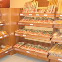 Bakery Shelves/Racks