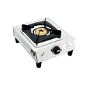 Stainless Steel Jyotika Single Burner Gas Stove