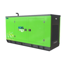 Kirloskar Water Cooling 45 KVA Kirlosker Silent Diesel Geneartor, For Industrial, 230-415 V