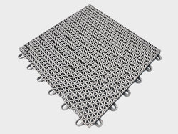 Sports Flooring Interlocking PP Tiles