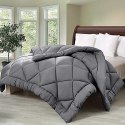 ThreadWorks Ultra Soft Microfiber Single Bed Comforter Quilt Duvet