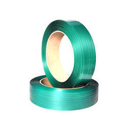 Green PET Box Strapping Roll, for Packaging