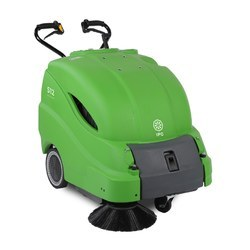 IPC 512 Walk Behind Vacuum Sweeper