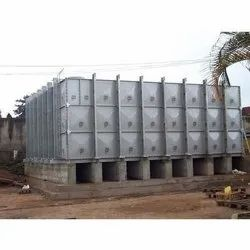 GRP Water Tanks - Glass Reinforced Plastic Water Tanks