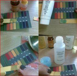 pH Test Paper Full Range 1-14 80 Strips Tester