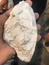 Rough Howlite Stones