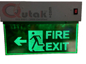 Emergency Exit Laser Light Double Sided