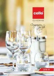 CELLO GLASS WARE