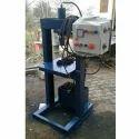 Hydraulic Semi Automatic Single Die Paper Plate Making Machine