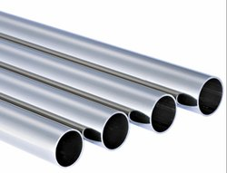321 Stainless Steel Polished Pipe