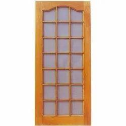 Paint Coated Wooden Jali Door