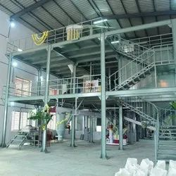 Commercial Maize Mill