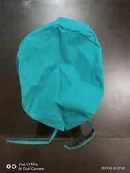 Cotton Surgical Cap, Size: Universal