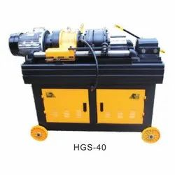 HGS-40 Bar Threading Machine