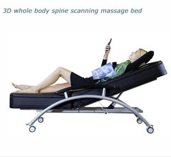 Master V3 Full Body Spine Scanning Massage Bed