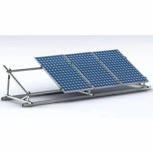 Industrial Solar Panel Operating Voltage 24 V Rs 11500
