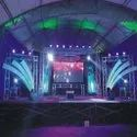 Large Outdoor Stage LED Screen