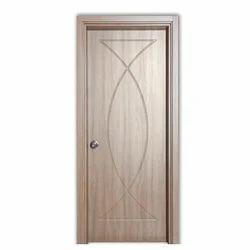 PVC Textured Membrane Door