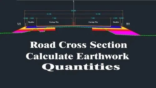 Earthwork Excavation Cut and Fill Quantity Calculation