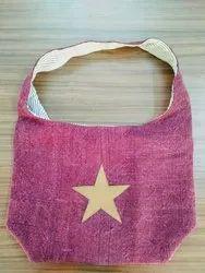 Soft Jute Washed Canvas Bag