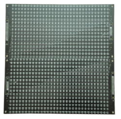 Black Mask Double Side PCB