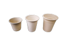 White 185ml Plastic Cup, For Event And Party Supplies, Packaging Type: Packet