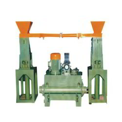 Automatic Interlocking Brick Making Machine