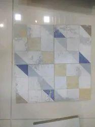 Rectangular Modular Tile, For Flooring, Thickness: 8 mm