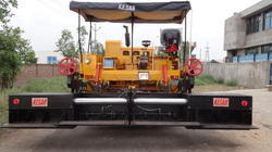 Kesar Wet Mix Paver, Capacity: 150 to 200 tons/hour