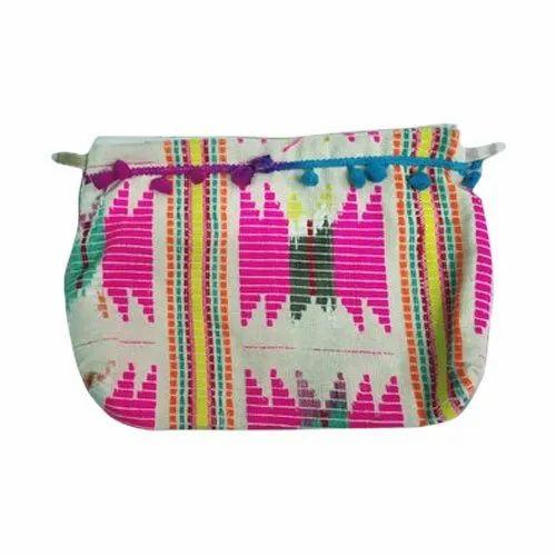 c284e6d98f9 Ladies Cotton Hand Purse Manufacturer from Jaipur