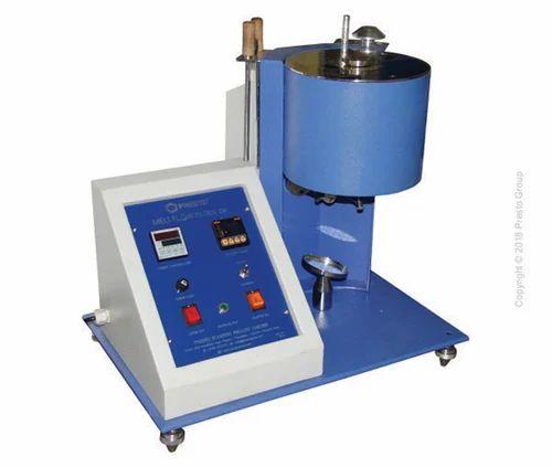 Plastic Testing Instruments - Melt Flow Index Tester