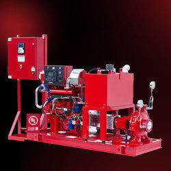 End Suction Fire Pump Spares and Service