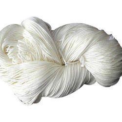 White Acrylic Yarn