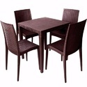 Lawn Dining Table Set