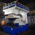Santec Automatic & Manual Hydraulic C Frame Press