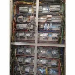 Mild Steel Rectangular 250 Modules Distribution Box